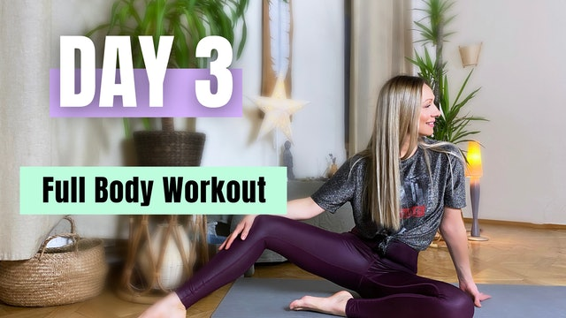 DAY 3_Full Body Workout 15 min