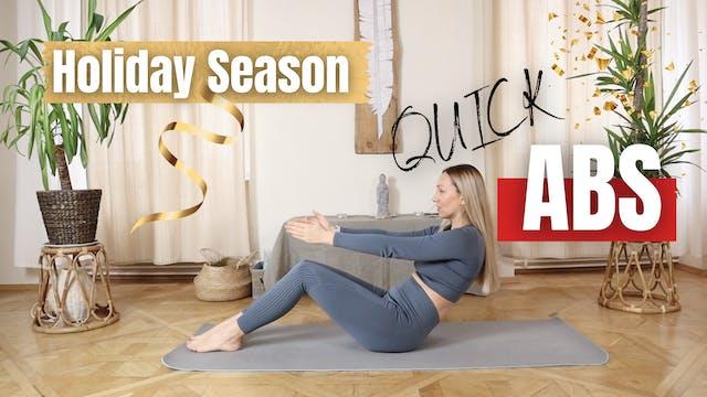 Holiday Season Quick ABS