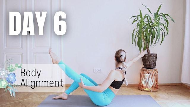 DAY 6_Body Alignment