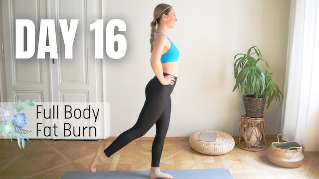 DAY 16_Full Body Fat Burn