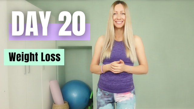 DAY 20_Weight Loss / 30 MIN Full Body Pilates