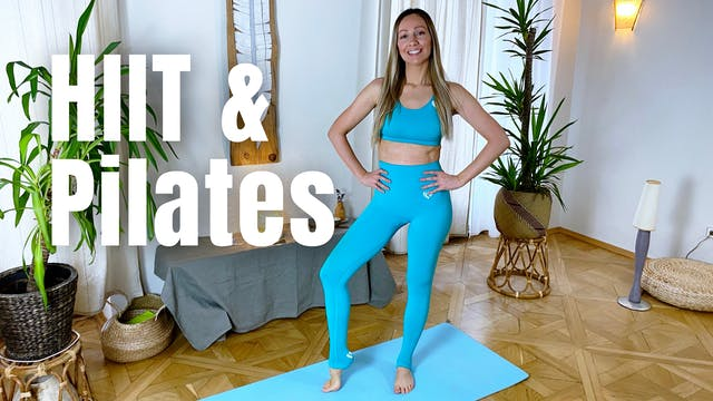 HIIT and Pilates