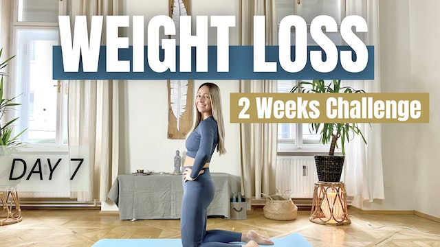 DAY 7 : Weight Loss Challenge