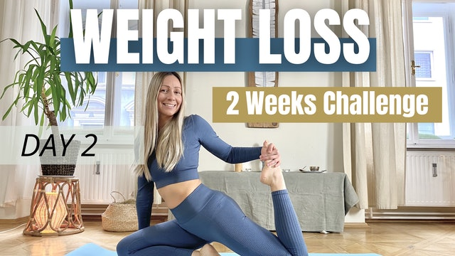 DAY 2 : Weight Loss Challenge