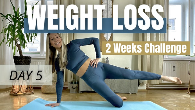DAY 5 : Weight Loss Challenge