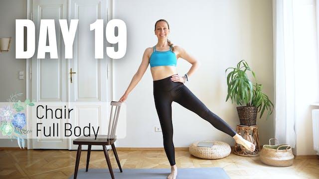 DAY 19_Chair Full Body Pilates
