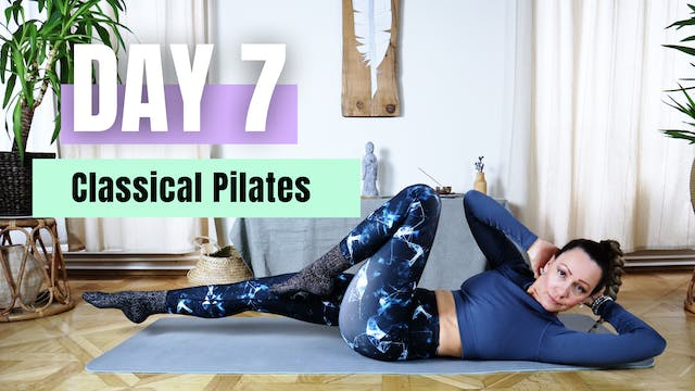DAY 7_Classical Pilates