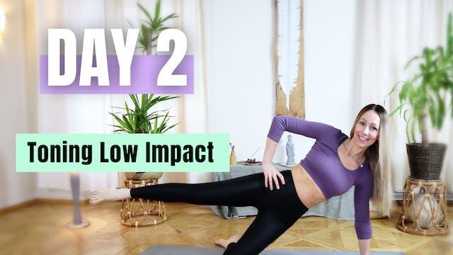 DAY 2_Toning Low Impact Pilates
