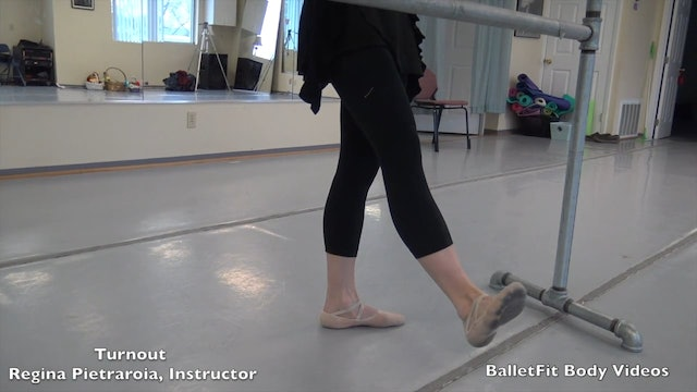 Ballet Fundamentals with Regina:  Turnout