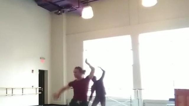 Jesus Christ Superstar choreography