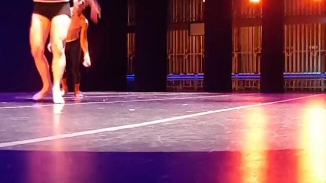 Principia rehearsal  Sabatino Velezza choreography
