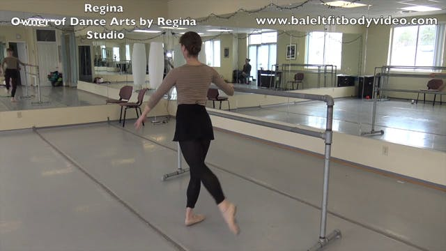 Ballet barre extensions