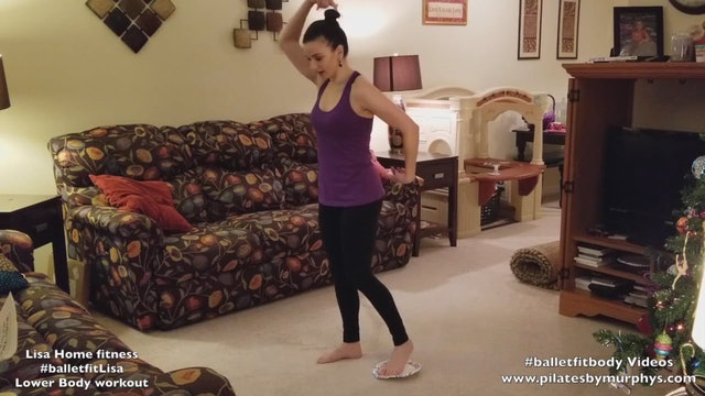 Fitness at home:   Lower back