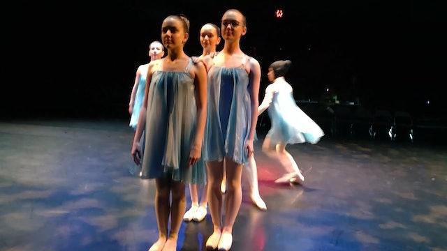 WCA choreography