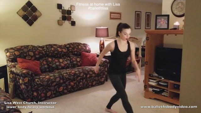 Lisa lower body heavy (Glimpse)