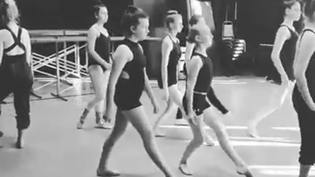 Choreography  The light WV