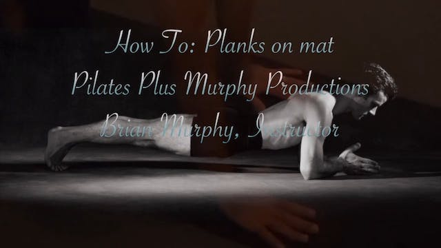 How to planks