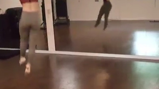 Choreography solo