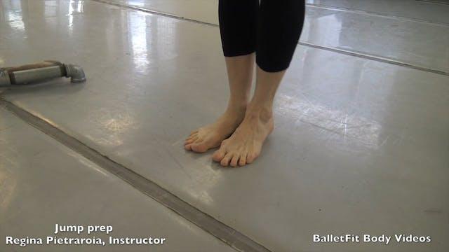 Ballet Fundamentals with Regina:  Fee...