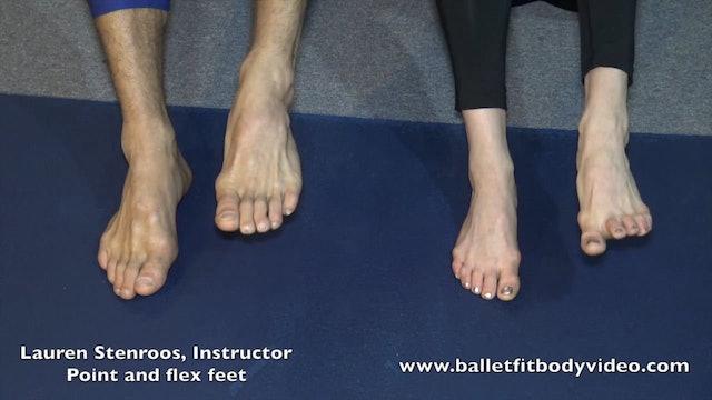 Lauren Feet Strengthening