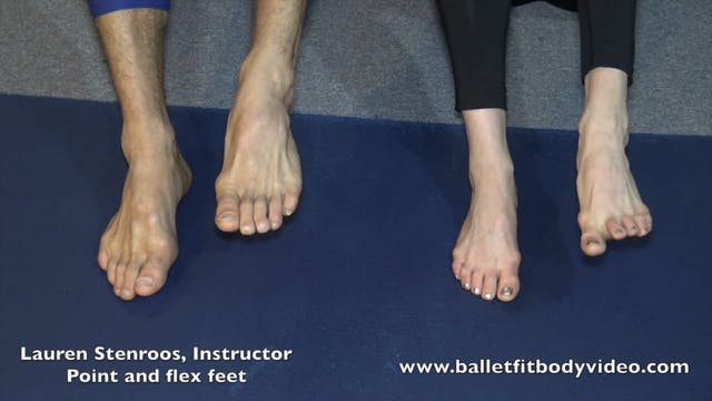 Lauren Feet Strengthening
