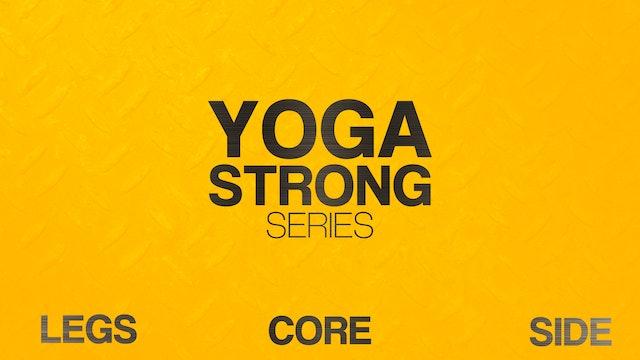 Yoga Strong Series