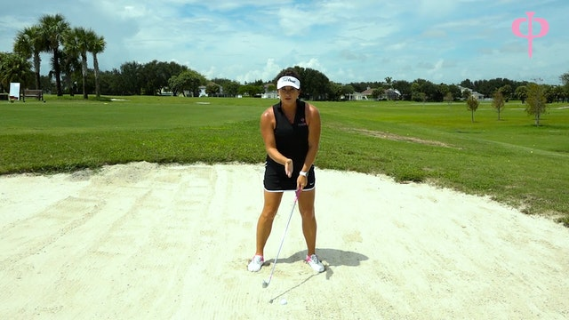 Fairway bunker