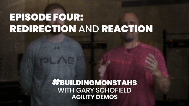 Gary Schofield - Agility Demos - Episode 4 - Redirection and Reaction