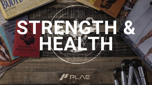 Strength & Health Magazine