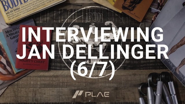 Iron Roots - Ep. 22 - A Conversation With Jan Dellinger (Pt. 6 of 7)