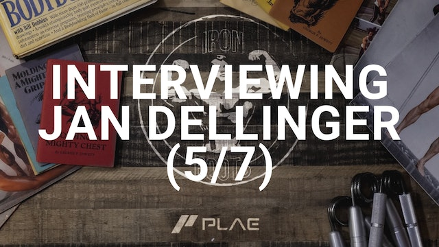 Iron Roots - Ep. 21 - A Conversation With Jan Dellinger (Pt. 5 of 7)