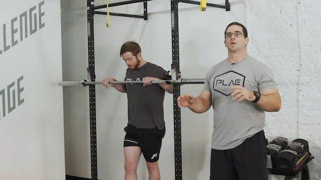Chris Gaviglio - BFR Training Promo