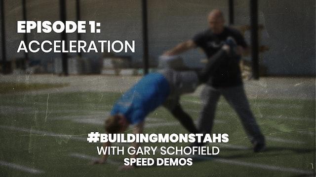Speed Kills -  Episode 1 - Acceleration