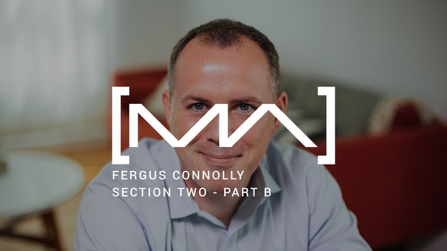 Fergus Connolly - Section Two - Part B