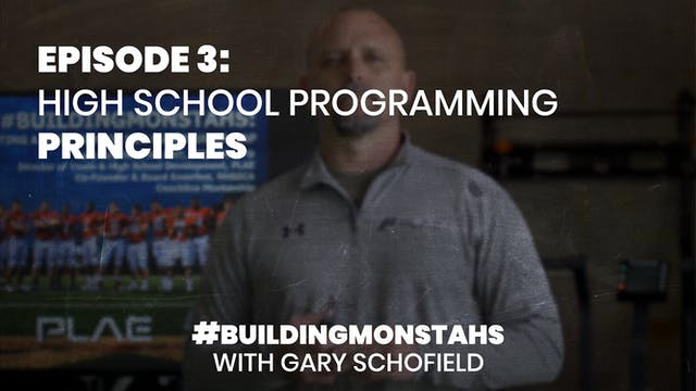 Building Monstahs - Episode 3