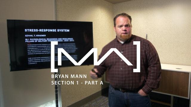 Bryan Mann - Section 1 - Part A