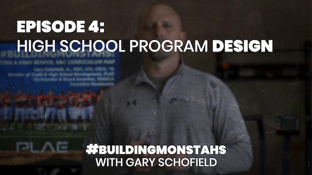 Building Monstahs - Episode 4