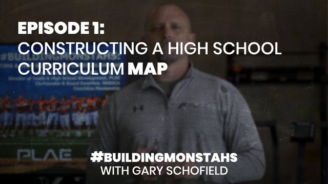 Building Monstahs - Episode 1
