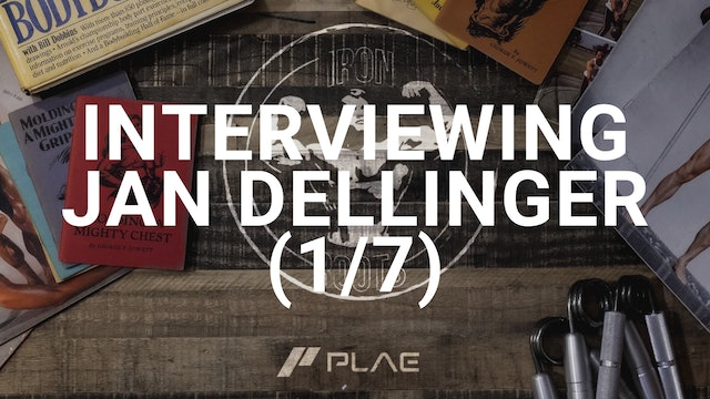 Iron Roots - Ep. 17 - A Conversation With Jan Dellinger (Pt. 1 of 7)