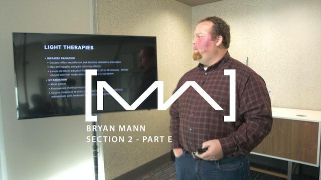 Bryan Mann - Section 2 - Part E