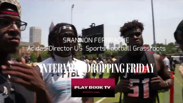 Shannon Ferbrache Interview Dropping Friday