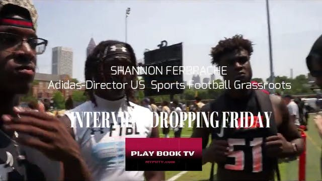 Shannon Ferbrache Interview Dropping ...