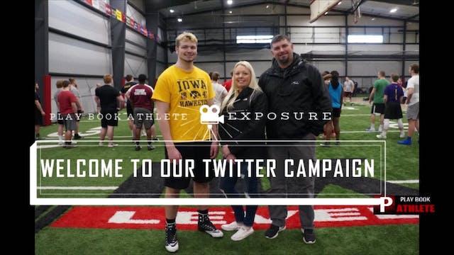 MICHAEL LOIS : Twitter Campaign