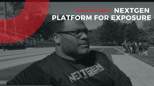 NextGen: THE PLATFORM FOR EXPOSURE