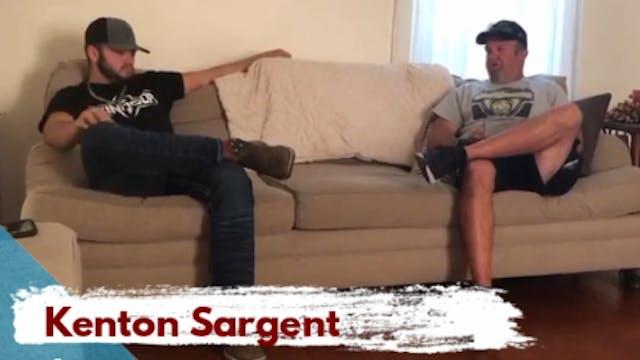 Kenton Sargent: IT'S ABOUT THE TEAM