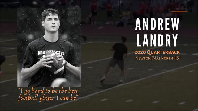 2020 QB Andrew Landry: WHY I GRIND