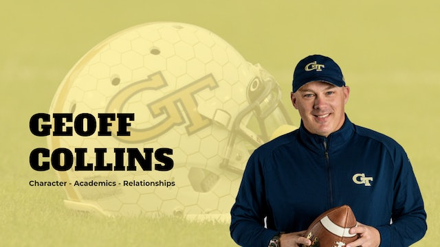 Georgia Tech HD Football Coach Geoff Collins' First Football Camp Of The Season
