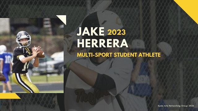 2023 QB Jake Herrera: A Solid Athlete & Leader
