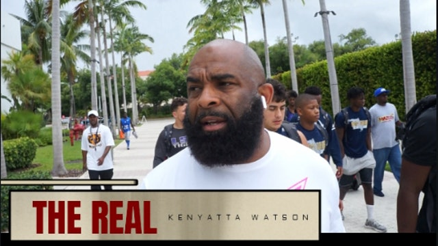 THE REAL -Kenyatta Watson College Bus Tour