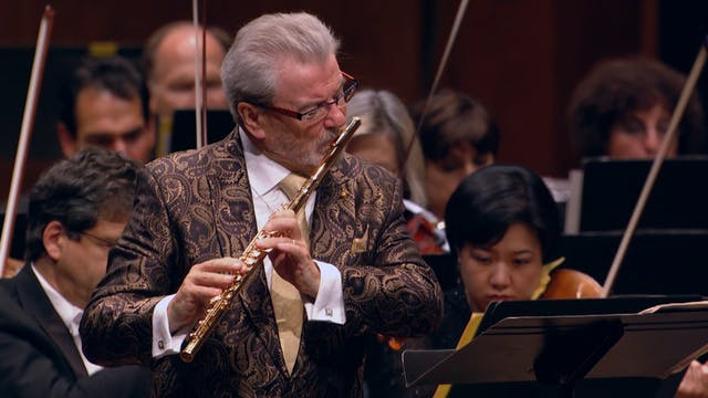 Sir James Galway, Maestro of the Flute